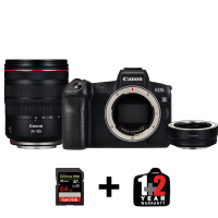 Canon EOS R WITH RF24-105mm f/4L IS USM KIT Mirrorless Camera