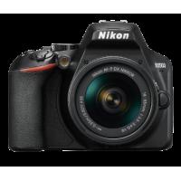 Nikon D3500 with AF-P DX 18-55MM F/3.5-5.6G VR Lens (Black) ( Nikon Malaysia)